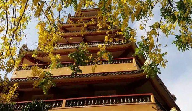 tháp chùa
