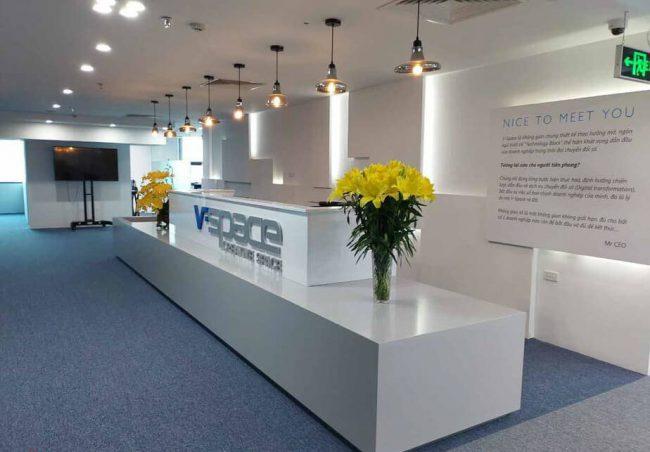 văn phòng V-Space
