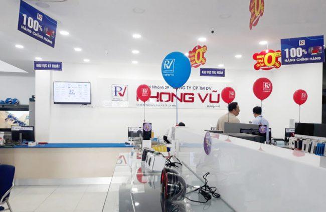 Shop Phong Vũ Pc