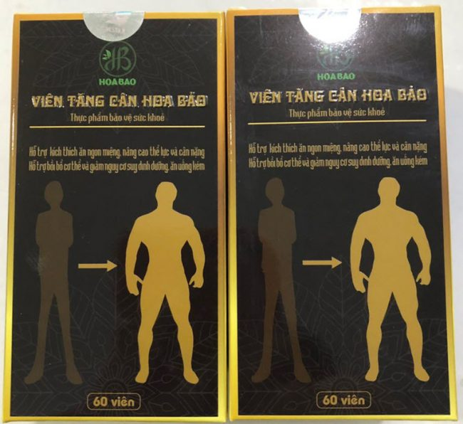 tăng cân cho người gầy