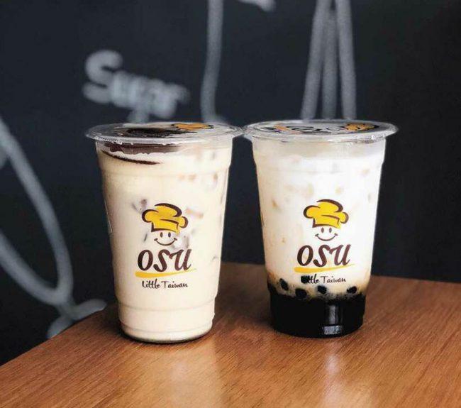 trà sữa Osu