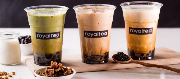 trà sữa RoyalTea