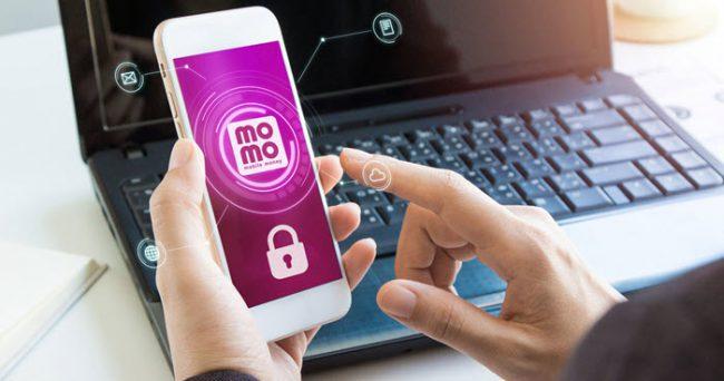 bảo vệ tài khoản momo