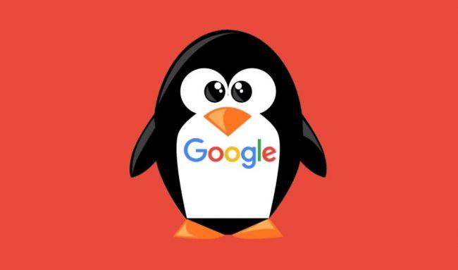 án phạt google