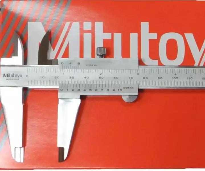 Thước cặp cơ khí Mitutoyo 530-118