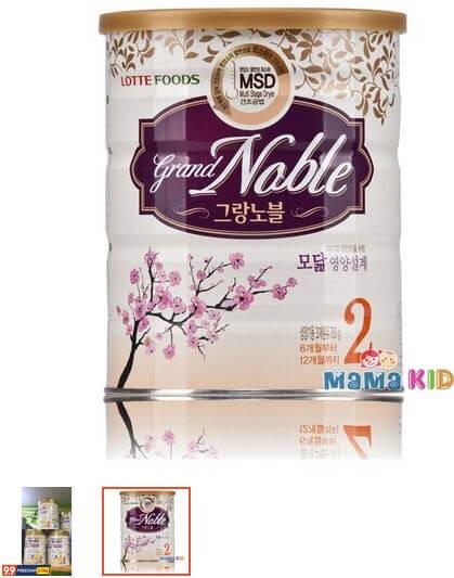 Sữa Grand Noble