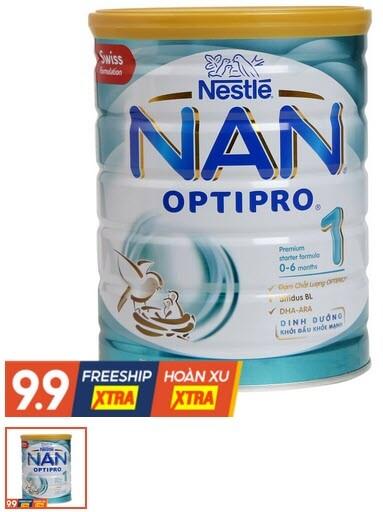 Sữa Nan Pro Probiotics 1