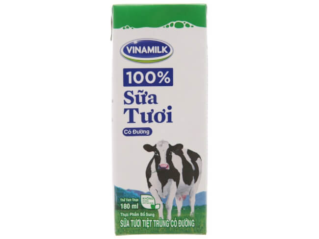 sữa vinamilk