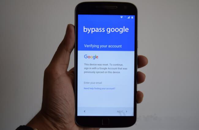 bypass google