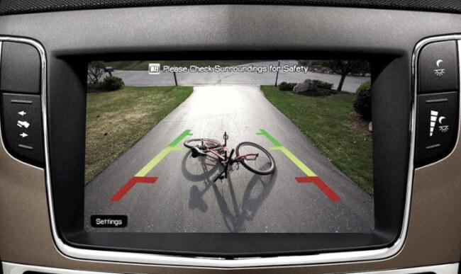 camera lùi cho xe hơi