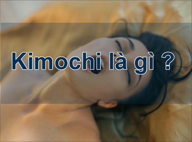 kimochi trong phim xx là gì