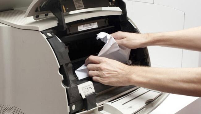 sửa máy in kẹt giấy